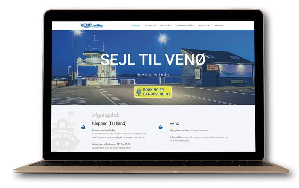 hjemmeside web grafik design