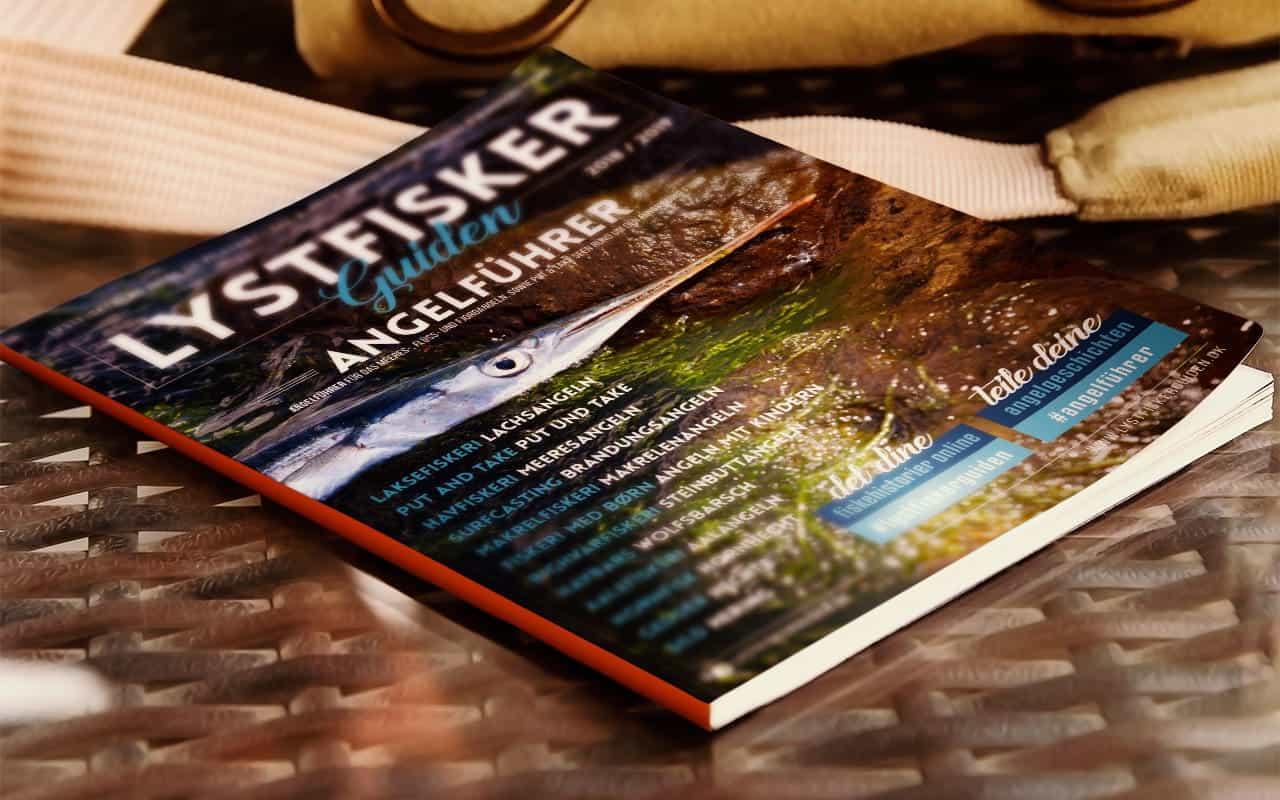 Design af magasiner