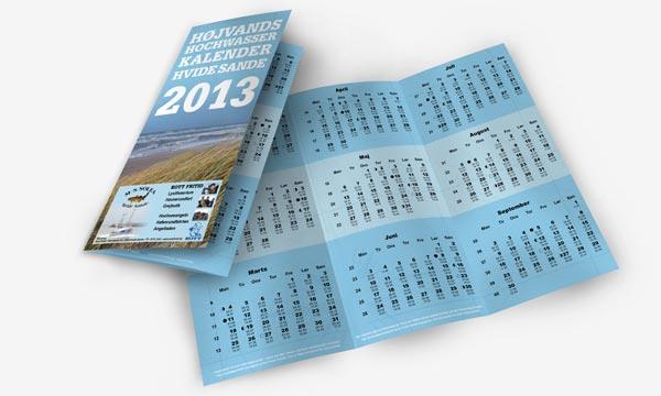 kalender årsfolder